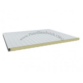 Panel Sandwich Frigorifico Conservacion- 4.00/8.00 cm.