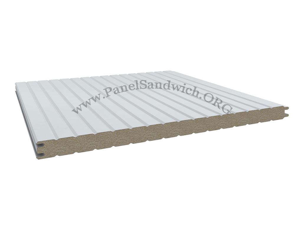 Venta y precio de paneles aislantes lana de roca fachada for Panel lana de roca