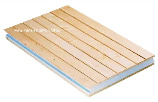 Panel sandwich de madera thermochip
