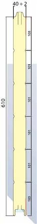 Tamaño panel mediano