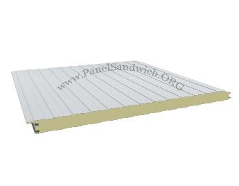 Panel Sandwich Tornilleria Oculta